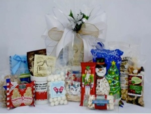 Let It Snow A Lot In Texas Holiday Gift Basket