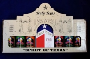 spirit of texas gift set texas treats