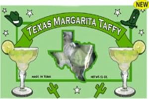 Texas Treats Margarita Taffy