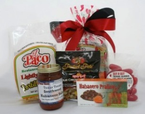 Lil Texas Heat Gift Bag