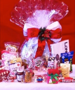 texas-christmas-gift-basket-winter-wonderland