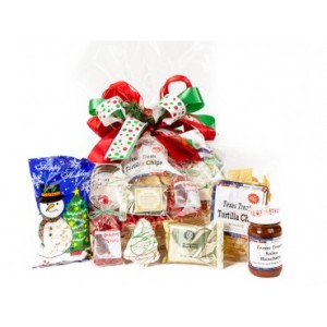 holiday howdy basket