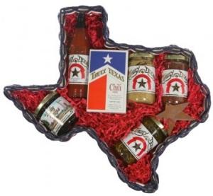 Texas Treats Texan at Heart Gift Basket