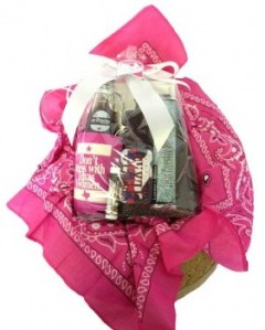 cowgirl-hat-gift-basket