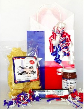Salute TX Gift Bag