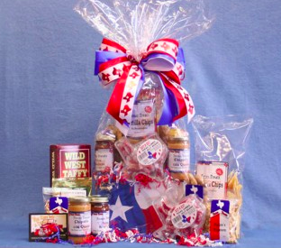 TX Treats - Honorary Texan Basket