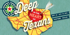 The Theme of the 2014 TX State Fair!
