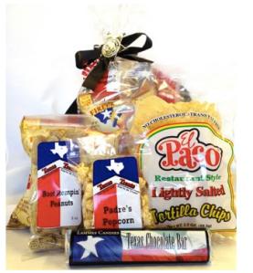 TX Treats - Austin Style Snackin Basket