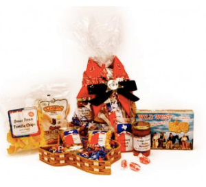 TX Treats - Home on the Range Gift Basket
