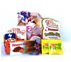 TX Treats - TX State Fair Sampler