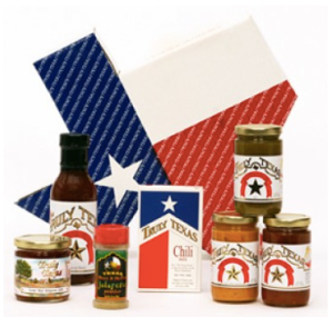 TX Treats - Big Tex Gift Box