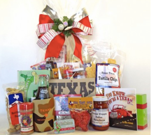 TX Treats - Holiday Cattleman Basket