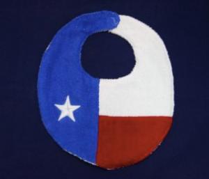 TX Treats - Baby Bib