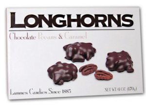 TX Treats - Longhorn Chocolates