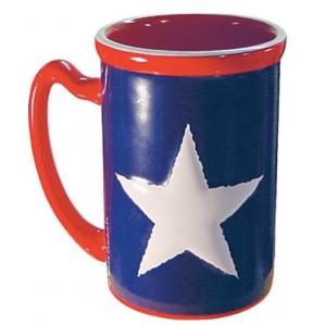 TX Treats - TX Flag Mug
