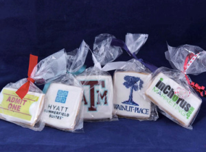 TX Treats - Logo Sugar Cookie