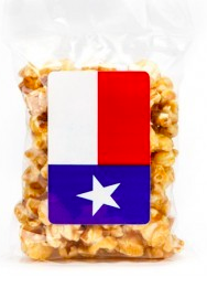 TX Treats - Popcorn bag