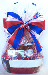 TX Treats - A Taste of the Wild West Basket